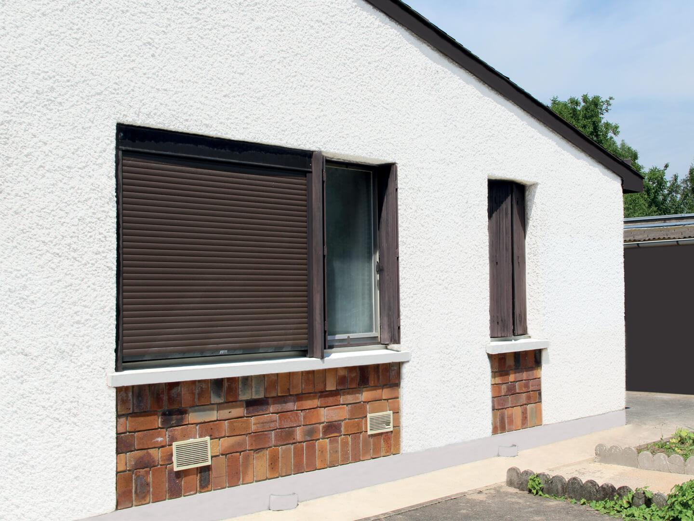 facade maison grise et blanche r sultat de recherche d images pour fa ade house Réalisation Weber en Seine-et-Marne (7)