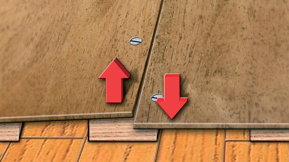 La pose de carrelage sur panneaux de bois ctbx ctbh osb for Pose carrelage sur osb