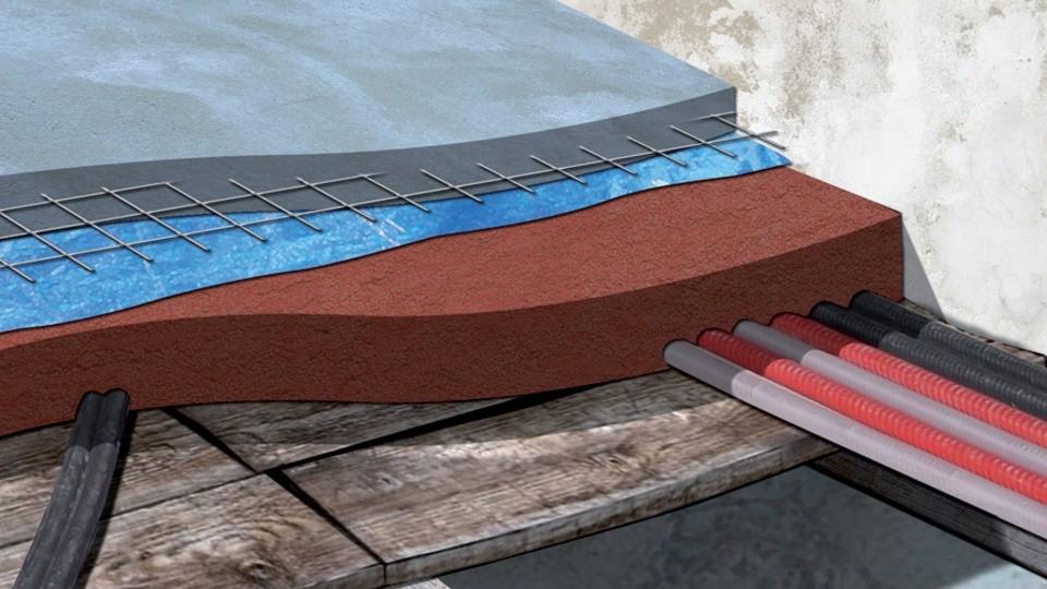 la r novation d 39 un plancher ancien en limitant le poids. Black Bedroom Furniture Sets. Home Design Ideas