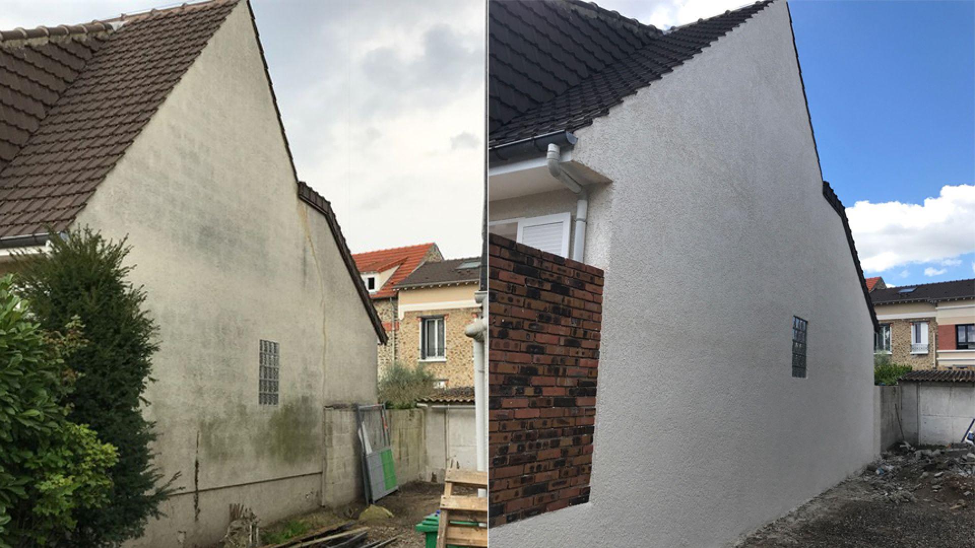 Devis Rénovation Façade à Riom ▷ Coût Ravalement Façadier