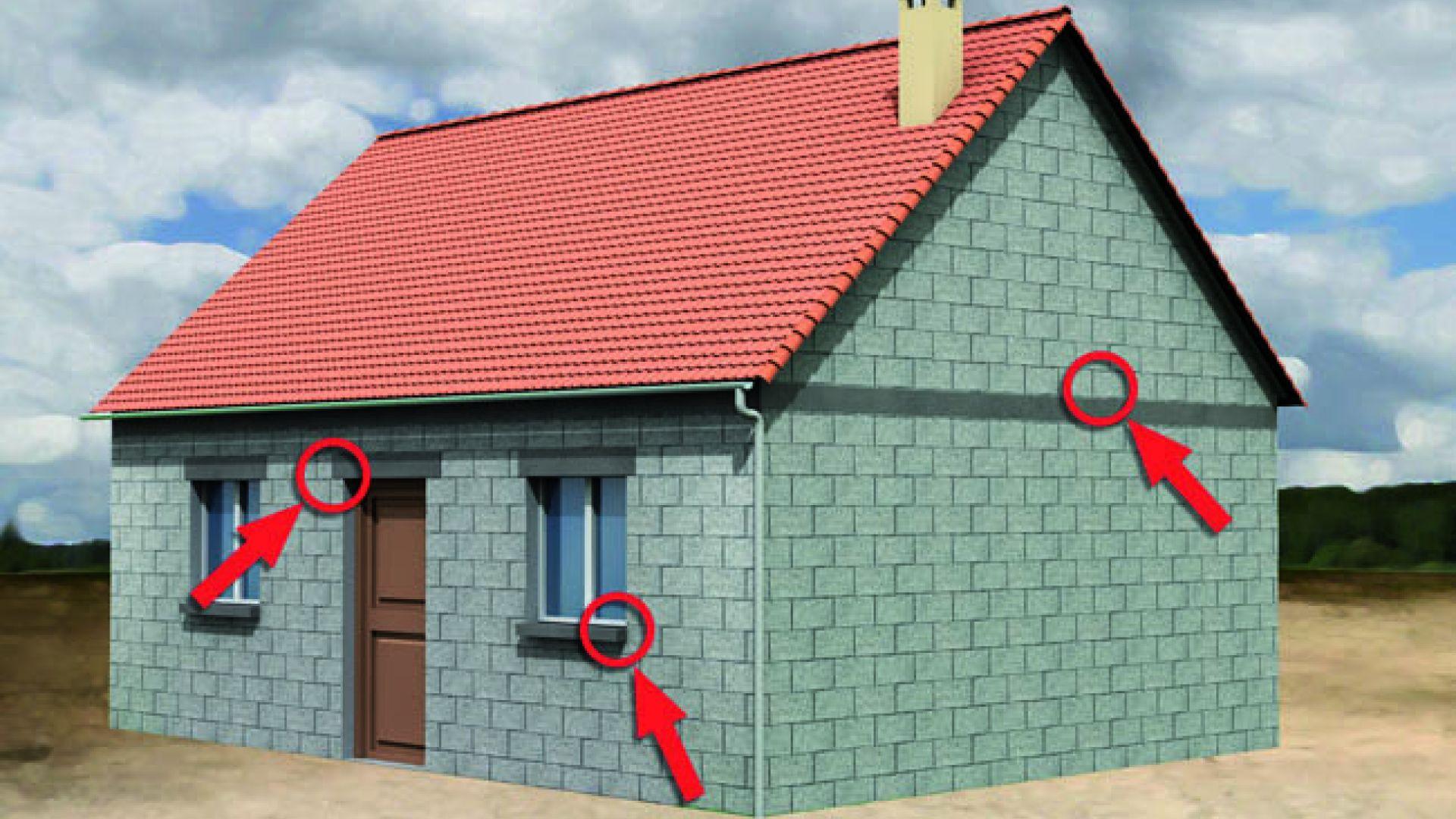 enduits monocouches l 39 utilisation des treilles de verre. Black Bedroom Furniture Sets. Home Design Ideas
