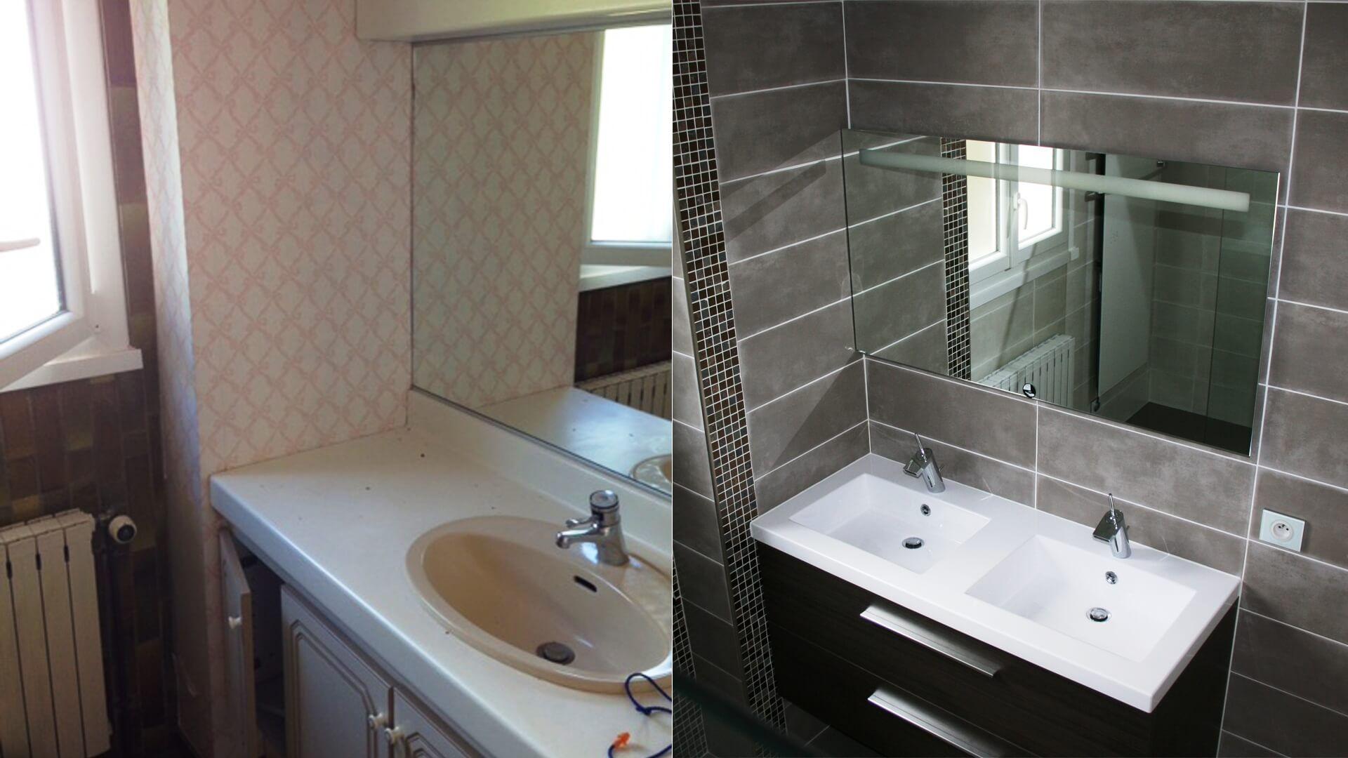 Rénovation Complète Du0027une Salle De Bains (77)