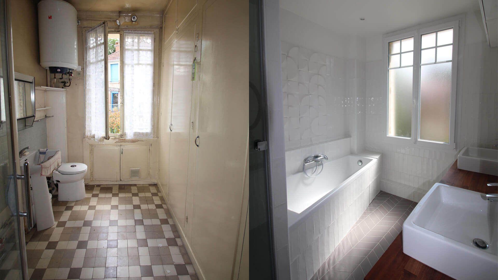 relooker salle de bain ann es 70 | la salle de bain