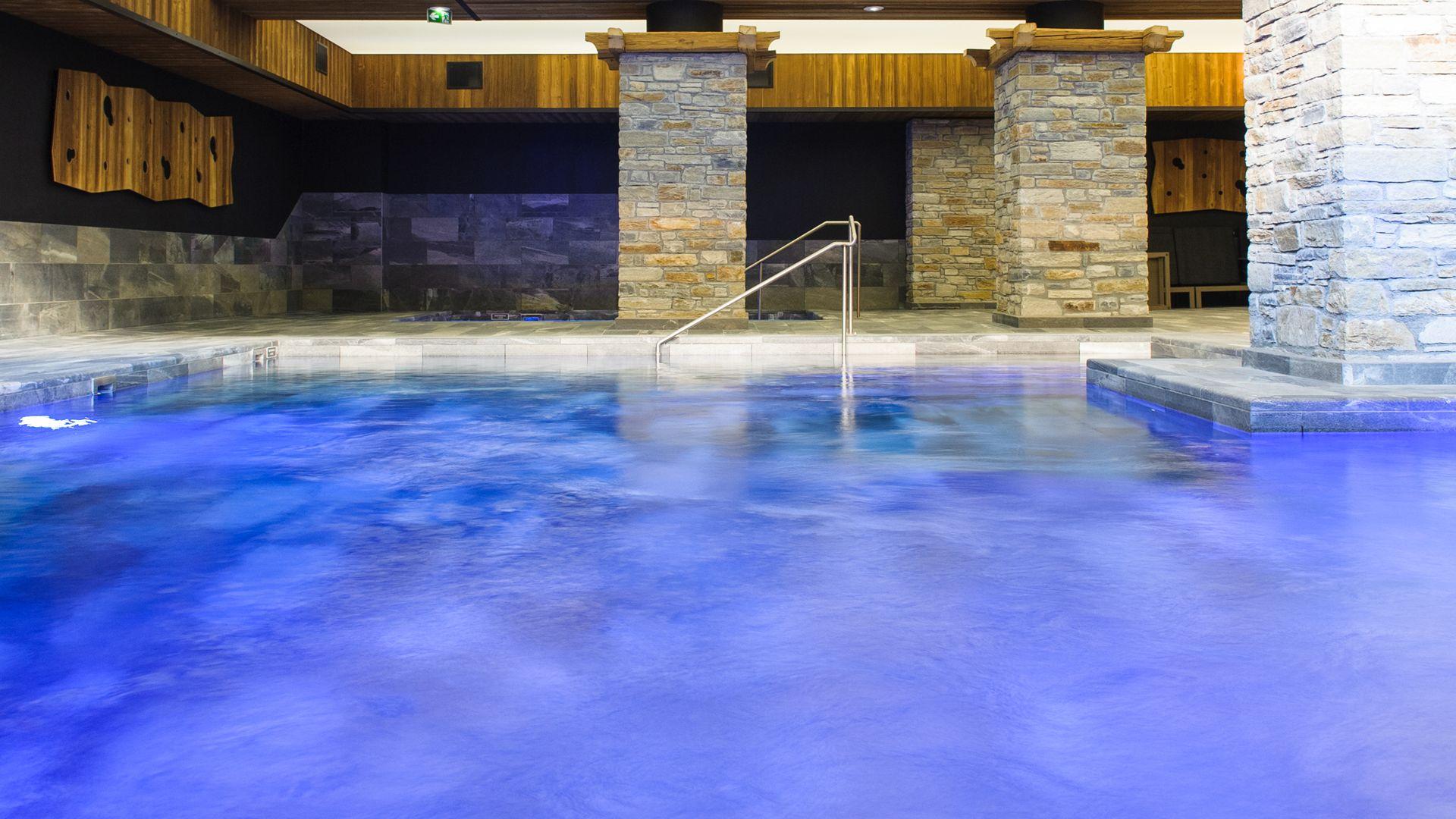 Étanchéité de la piscine et imperméabilisation