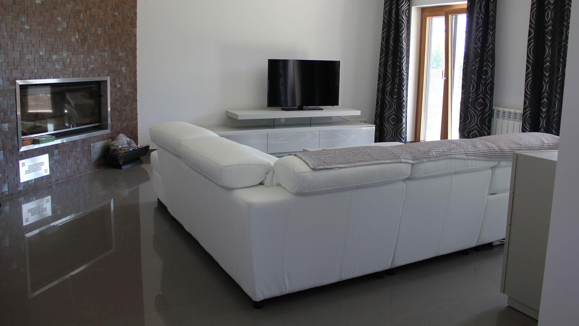 Carrelage moderne pour un luxueux appartement cannois (06 ...