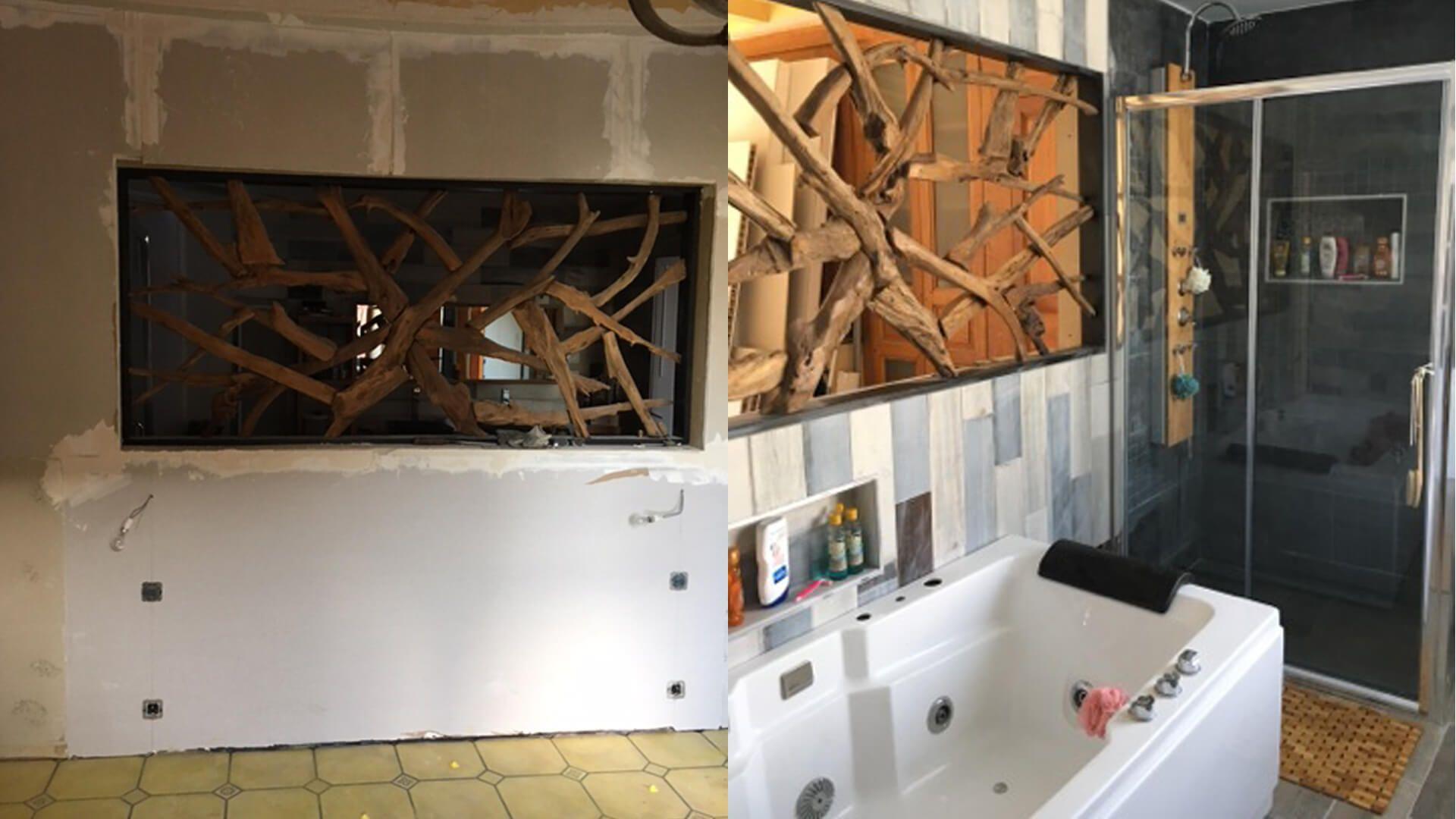 Cloison Amovible Pour Salle De Bain haute technicité pour une salle de bains (77) | weber