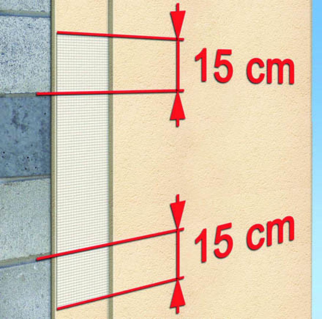 Pose Enduit De Facade Monocouche enduits monocouches : l'utilisation des treilles de verre