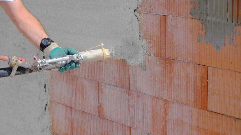 Enduit sur parpaing intrieur perfect le mur coul avant for Weber mur interieur