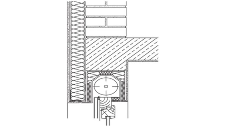 carnet de d tails ite raccords avec menuiserie weber. Black Bedroom Furniture Sets. Home Design Ideas