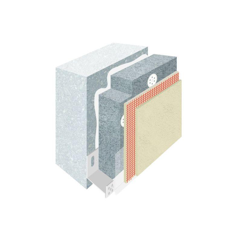 système webertherm 305 PSE gris