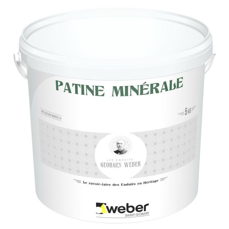 patine minérale