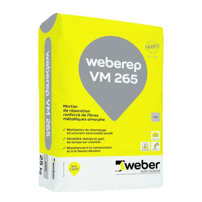 emballage weberep VM 265