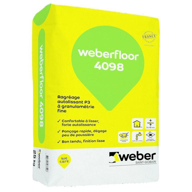 visuel 3D emballage weberfloor 4098